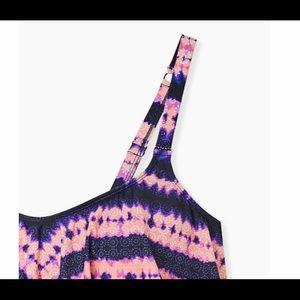 torrid Swim - Pink and Purple bikini